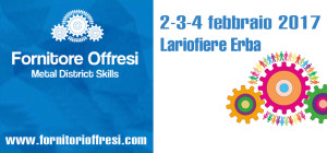 Fornitore offresi 2017