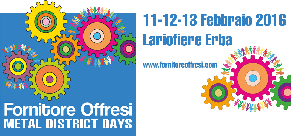 Fornitore offresi 2016
